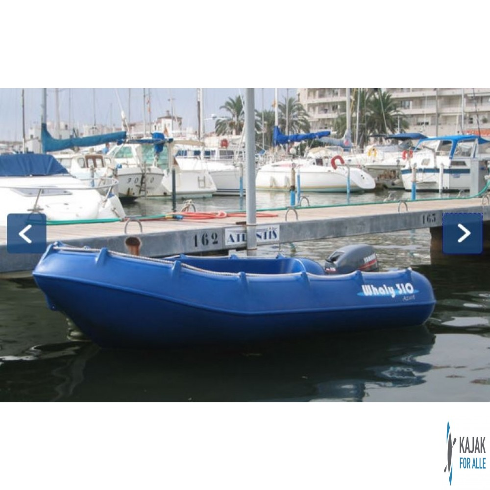 Whaly 310 Plast Jolle