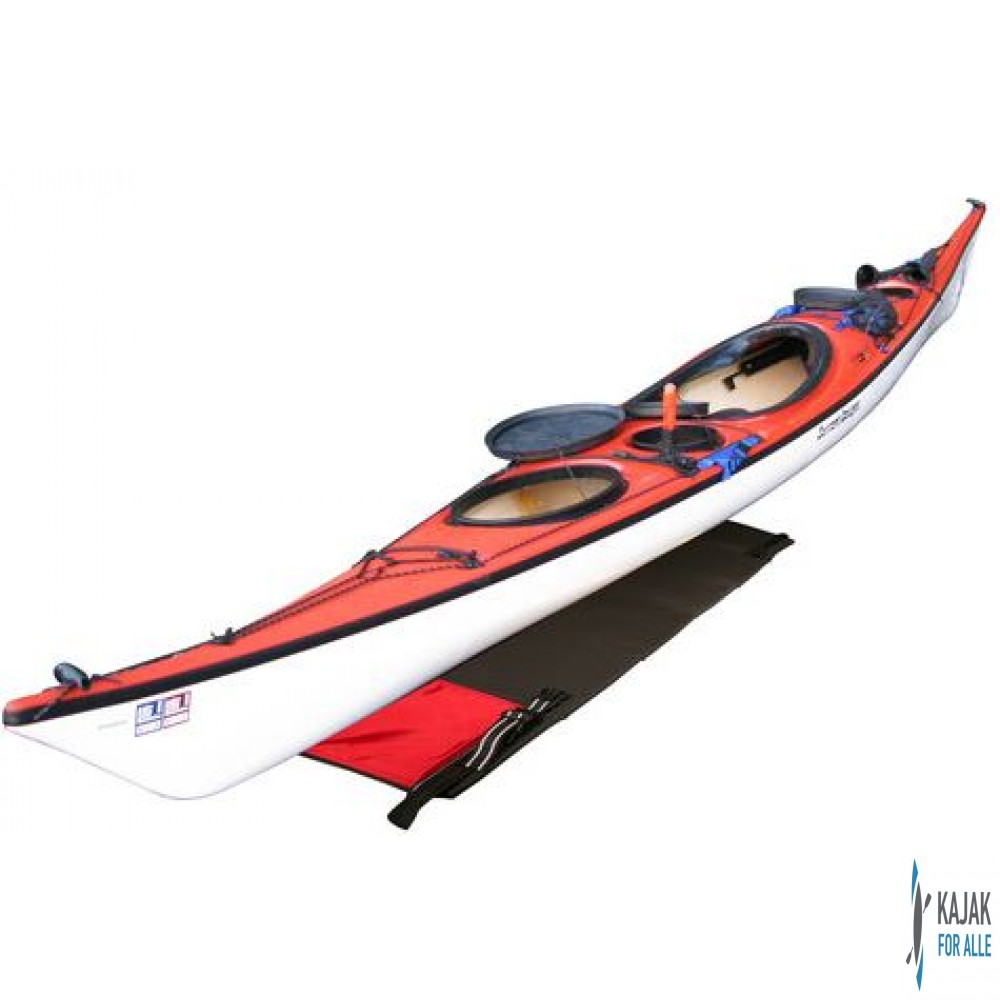 North Water 4 play paddle float - KajakForAlle.dk