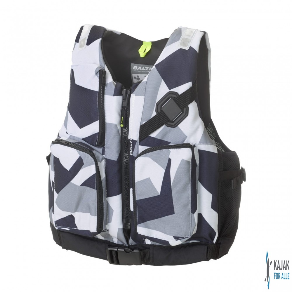 Baltic Adventure vest Camo