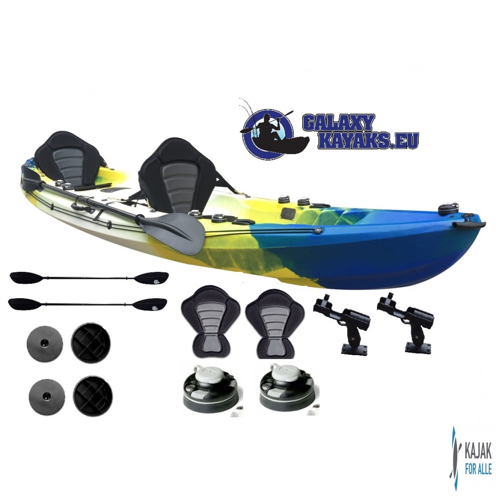 Galaxy Cruz Tandem Fishing