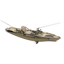 Native Watercraft Mariner 12 Angler - pedalkajak