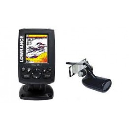 Lowrance HOOK 3X fish finder inkl. transducer
